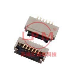 苏州汇成元电子现货供应HRS  FH19SC-6S-0.5SH(05)   **连接器