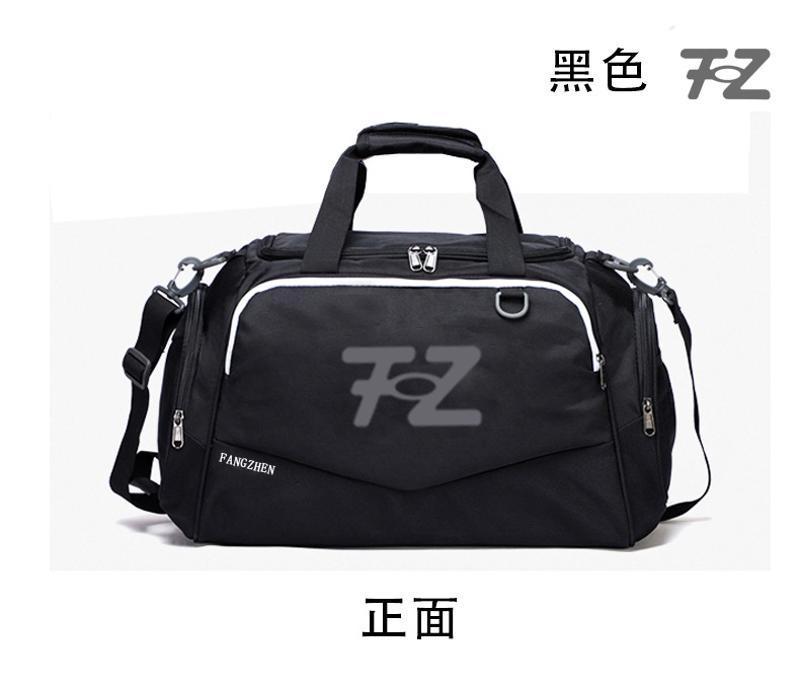 上海定制多功能健身包运动包防水牛津布包 单肩斜挎包健身骑行包