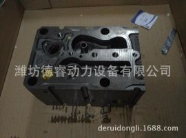 612600040282柴油机汽缸盖WP10发动机用国产重卡发动机配件