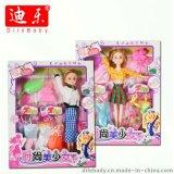 供應芭比娃娃 廠家直銷 玩具批發 芭比產地貨源 動漫玩具 新款熱賣 兒童玩具 163