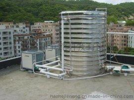 芜湖南陵哪家做宾馆酒店旅馆空气能热泵热水器系统工程