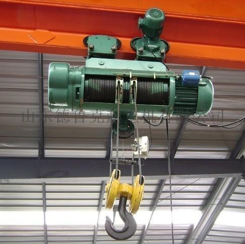 CD1、MD1型0.5~10t鋼絲繩電動葫蘆生產廠家 防爆電動葫蘆