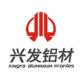 广东兴发铝厂家直销喷涂衣柜移门铝型材|包覆铝材