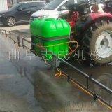 新型农用车载式喷雾器柱塞泵高压打药机