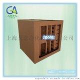 喷涂室方形阻燃迷宫干式油漆过滤器纸箱过滤器