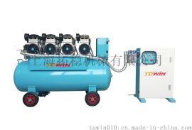 加气站用无油空气压缩机 TW1100-4D