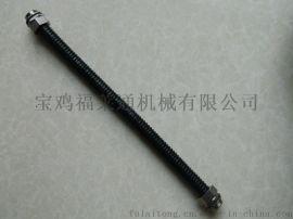 福萊通穿線金屬蛇皮管 抗拉抗扭鐵鍍鋅披覆PVC