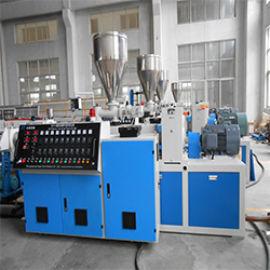 16~160塑料PVC管材生产线