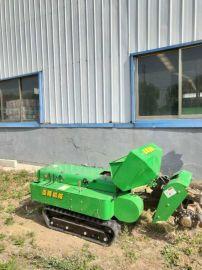 果园开沟施肥机,自走式田园管理机