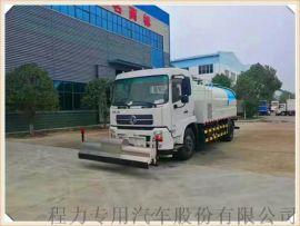 国五大型东风天锦高压清洗车厂家