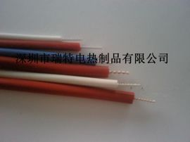 瑞特 硅胶发热线  电热线  加热线