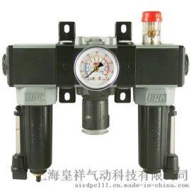 DPC台湾进口 PAL500三联件 过滤器 减压阀 油雾器 气源处理