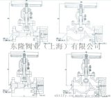 供應法蘭連接J41H-16C傘齒輪傳動鑄鋼截止閥參數