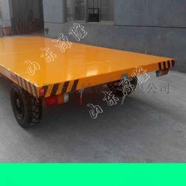 12吨平板拖车 机场平板车 厂区半挂车