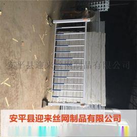 道路护栏隔离栏,锌钢护栏网,喷塑护栏网