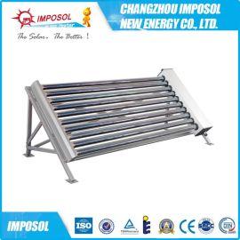 英泊索尔出口品质不锈钢铝合金真空管集热器,太阳能热水器