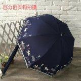 GBU大光明GM-183雨傘長柄傘 可愛洋傘遮陽傘日系簡約時尚晴雨兩用 舉報