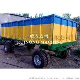 瑞农农机7cx系列农用拖车 长期加工定做各种型号农用拖车斗