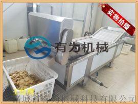 豆腐串油炸锅,豆腐串油炸线,豆腐串油炸设备