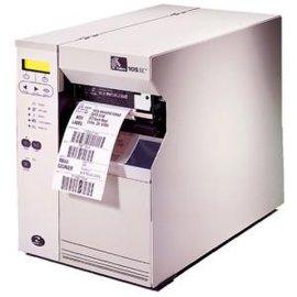 斑马105sl plus 300点条码打印机 斑马条码打印机
