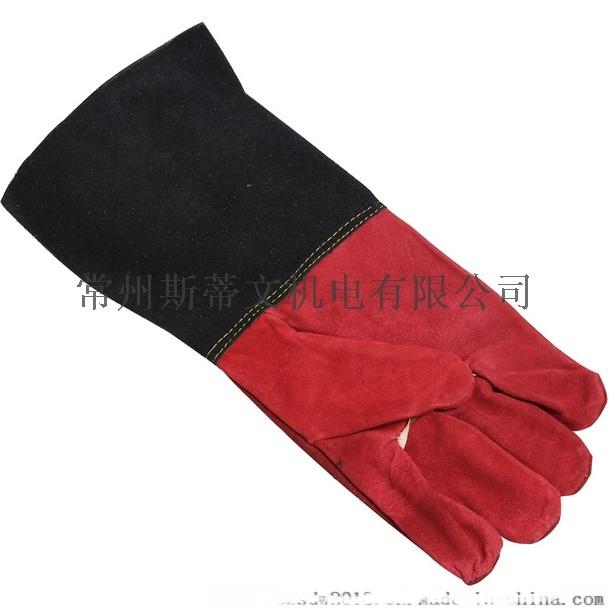 劳动耐高温升级秋专用冬季 电焊手套