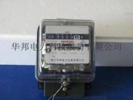 DD862型单相电度表