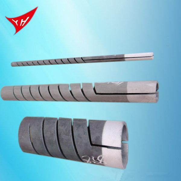 煜昊硅碳棒厂家螺纹硅碳管