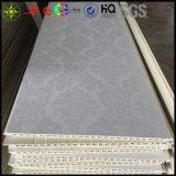 出口標準環保無鉛鈣鋅竹木纖維集成快裝護牆板