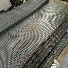 平臺踏板網 熱鍍鋅平臺踏板網 平臺踏板鋼板網