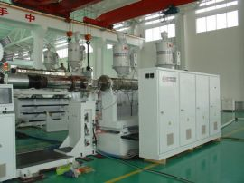 PE双壁波纹管生产线(SBG-500型)