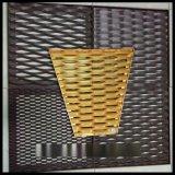 匯金廣東鋁板網廠家供應白色氟碳漆噴塗投影螢幕鋁合金板裝飾網