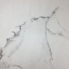 批发 黑白根爵士白大理石宝丽纸石材厂专用饰面纸