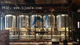 不锈钢啤酒发酵罐