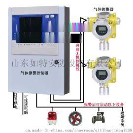 喷漆房甲苯二甲苯气体检测器 可燃气体检测报警器