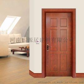 河南实木门厂家 制作实木门生产工厂 专业定制实木复合烤漆门 实木护墙板工厂