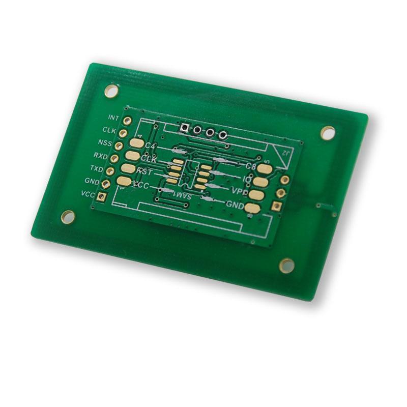 CUT100-A  高级自定义CPU卡读写模块