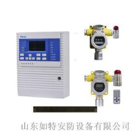 联动排风扇通风系统的氨气报警器 浓度显示