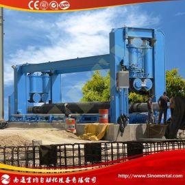 南通宣均卷板机 W11G石油管道卷板机 小直径卷板