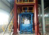 人工掛袋式噸包機 定量噸包包裝設備公司
