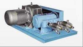 雙泵頭大流量低溫液體泵