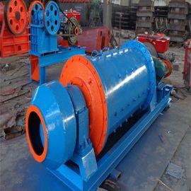 潮州市矿山选矿机械球磨机小型滚筒式制沙机设备全套大型制砂机磨粉