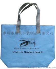 防水牛津布购物袋,600D牛津布手提袋