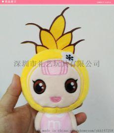 深圳實力廠家 定制爆款人形公仔 企業形象吉祥物