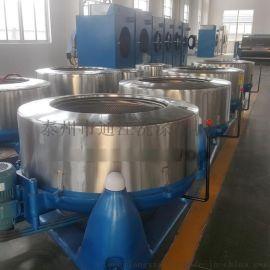 工业脱水机80kg不锈钢内外筒离心脱水机