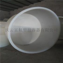 昌乐3立方广口塑料盆 3吨皮蛋腌制桶