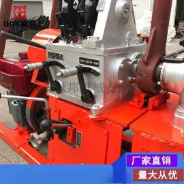 山东冠邦30型液压工程勘探取样岩心钻机厂家直销