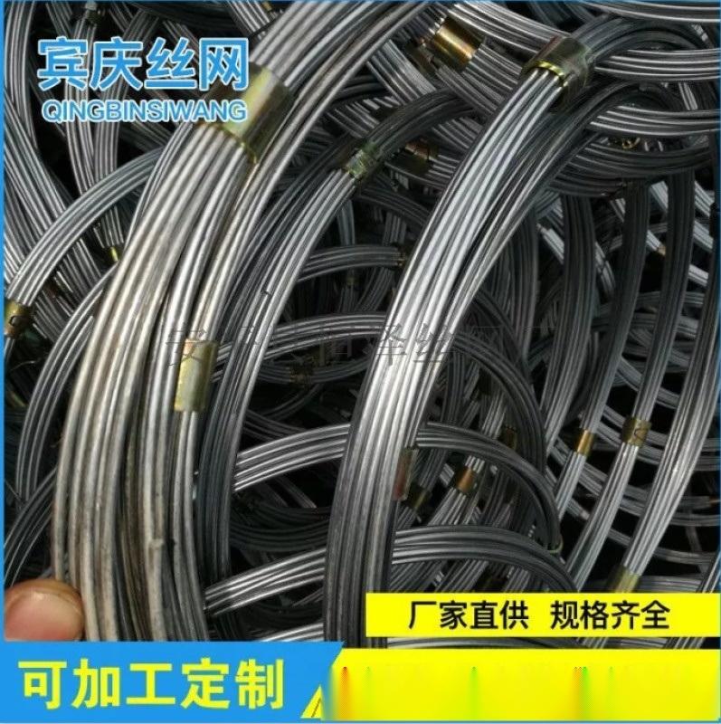 主动防护网单价 柔性钢丝绳网  被动边坡网