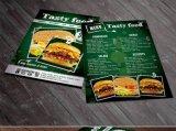 宣传单印制 企业宣传册 广告单页彩页折页