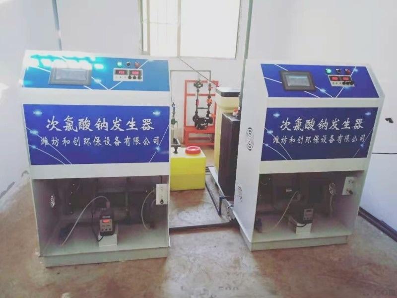 湖南大型次氯酸钠发生器/自来水消毒设备