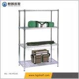 P01鍍鉻層架,網式層架,組合式置物架